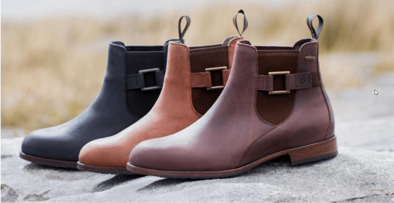 schoenen voor de herfst