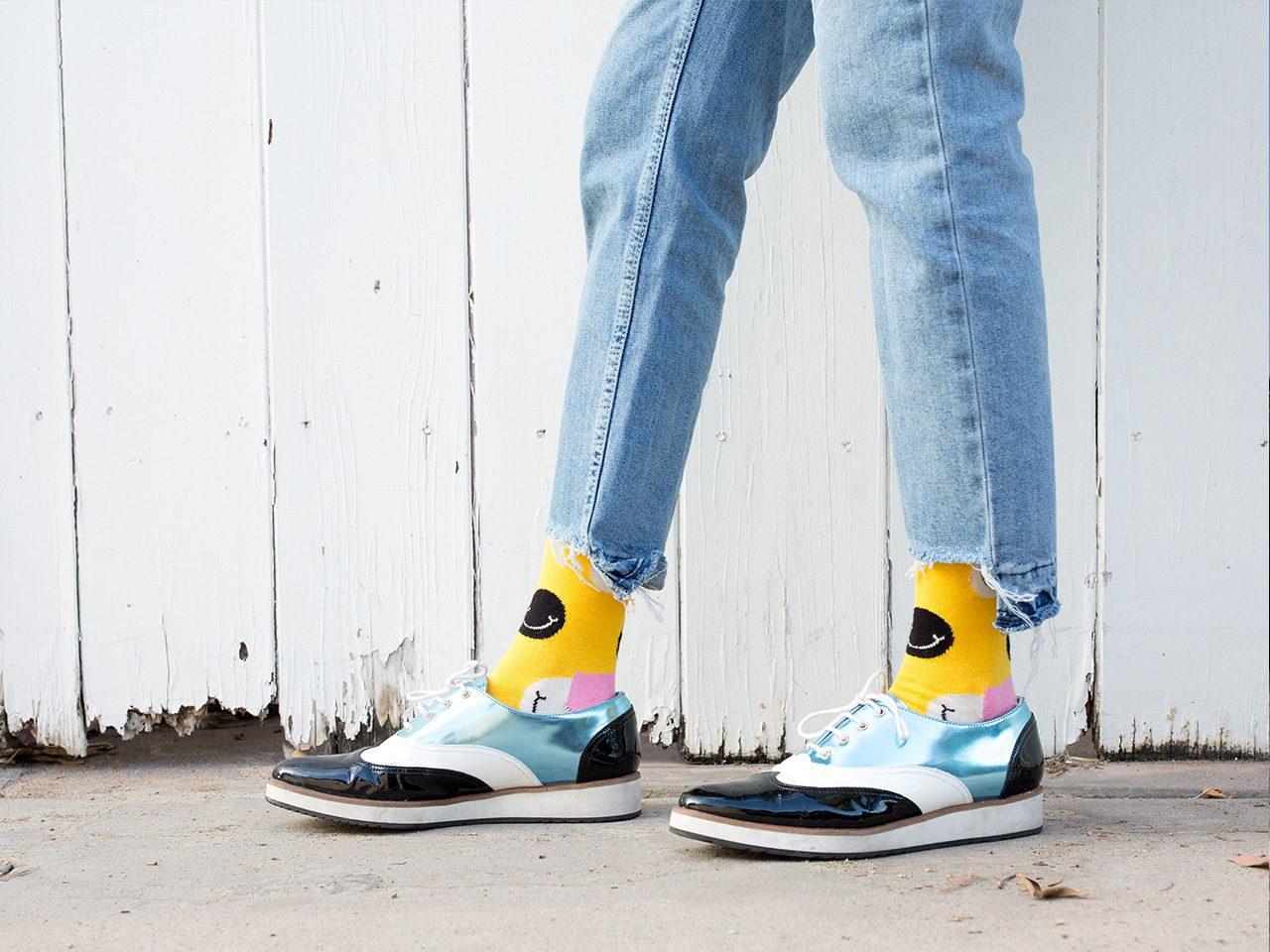 sokken voor de herfst