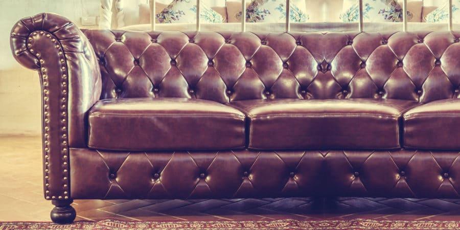 chesterfield vintage wonen