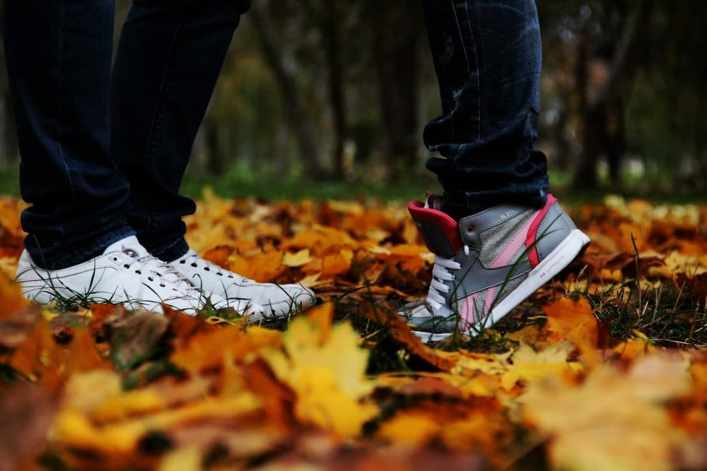 sneakers trend 2018