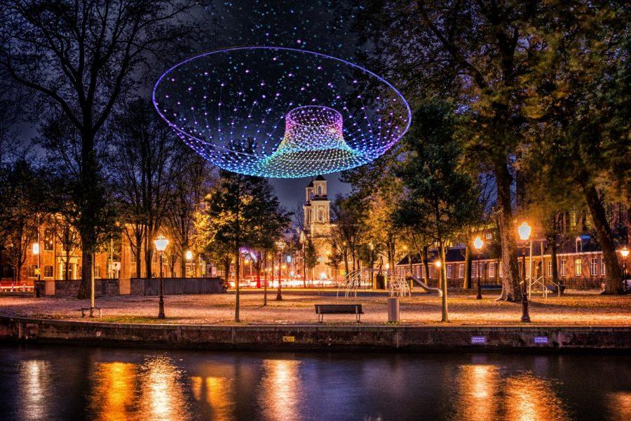 amsterdam light festival 2018 kunstwerk