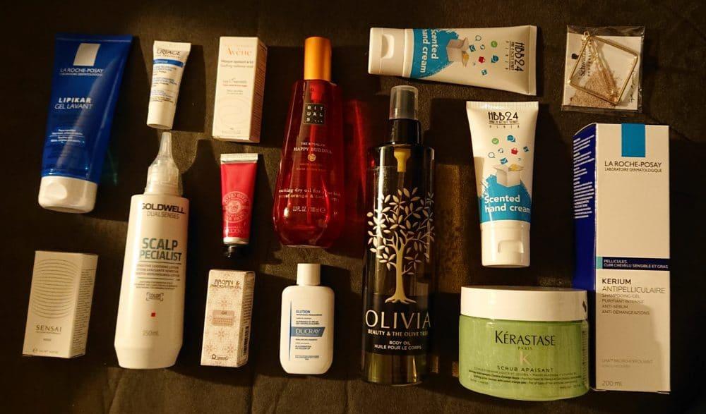 shampoos test