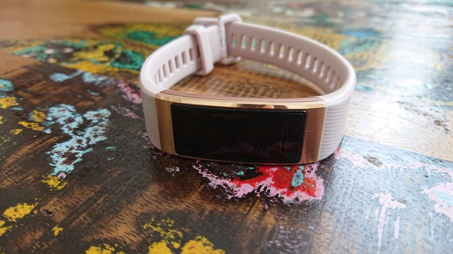 huawei band 4 pro voorkant