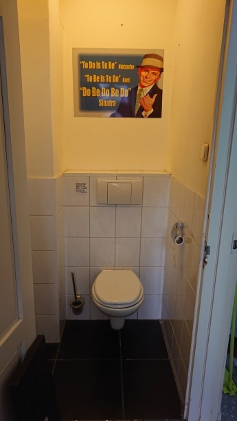 oude wc