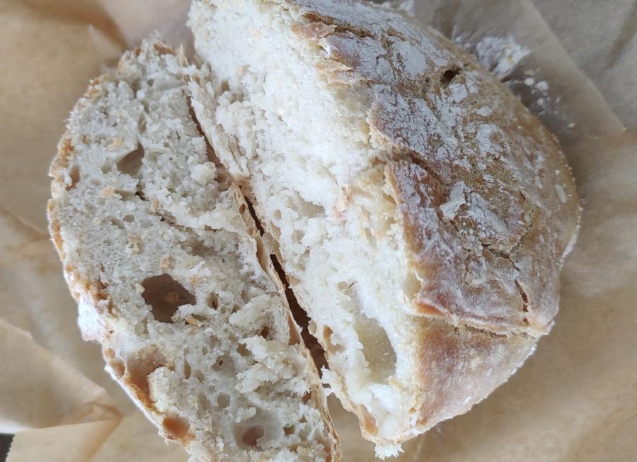 brood zelfgebakken